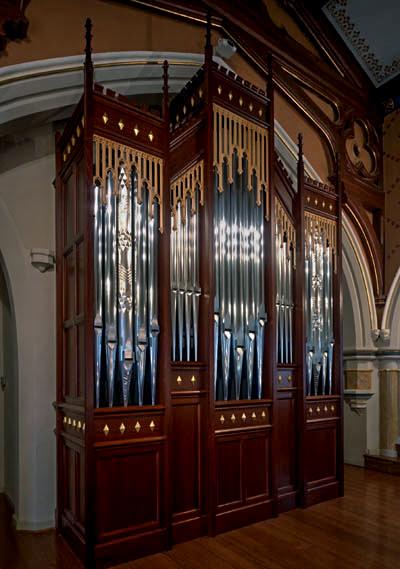 Schantz Organ Company - Cape Girardeau MO
