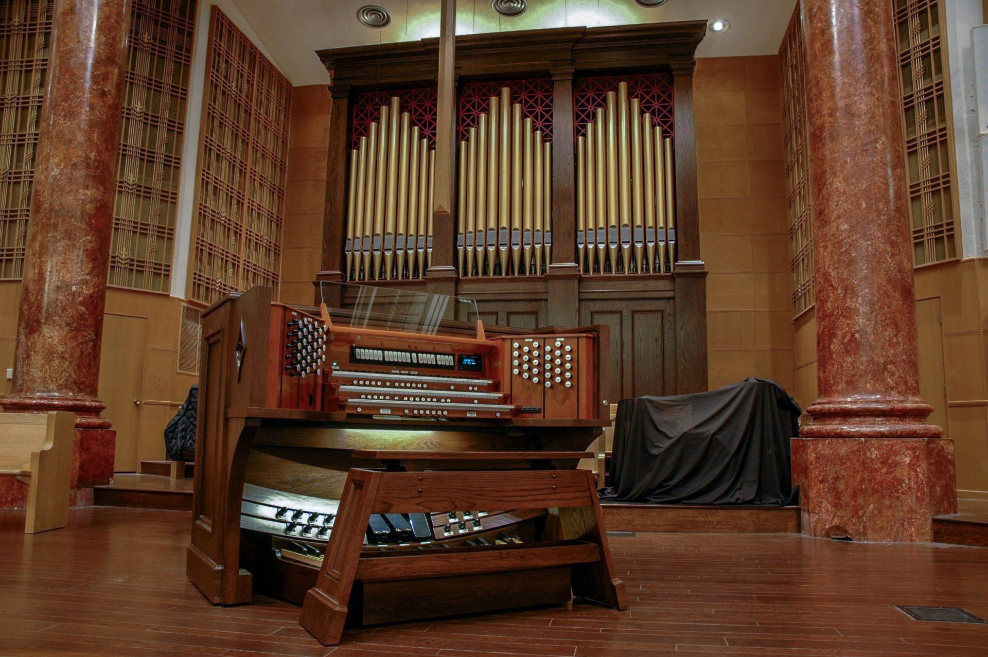 Schantz Organ Company - Lincoln NE #1