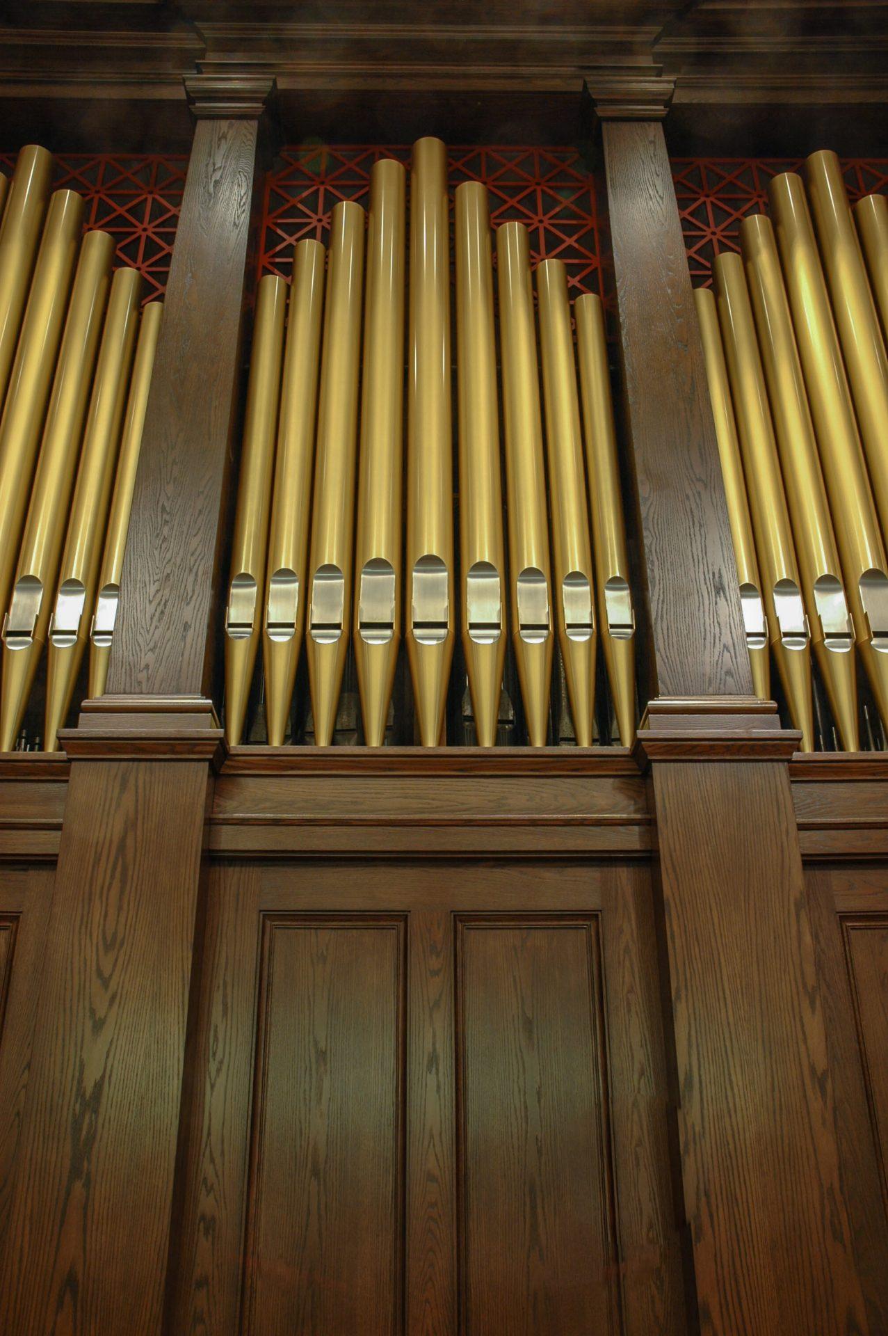 Schantz Organ Company - Lincoln NE Facade